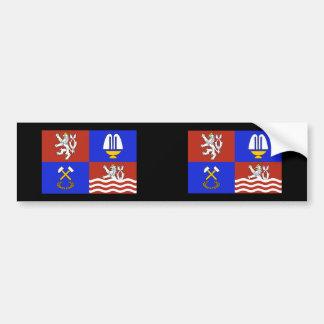 Karlovy Vary Region Czech Bumper Stickers