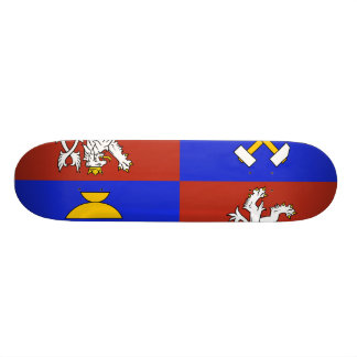 Karlovy Vary Region, Czech Custom Skate Board