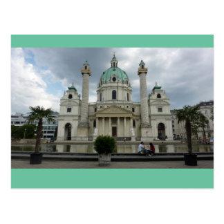 Karlskirche (Vienna) Postcard