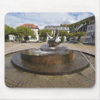 Karlsplatz (Karl's Square), Old Town Heidelberg Mouse Pad