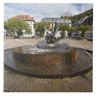Karlsplatz (Karl's Square), Old Town Heidelberg Tile