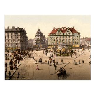 Karlsplatz (Stachus) Postcard