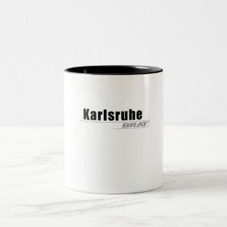 Karlsruhe Brat - Two Toned Coffee Mug - 101005