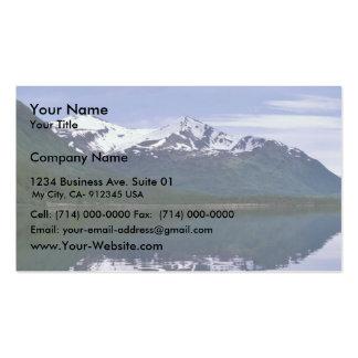 Karluk Lake and mountains Business Cards