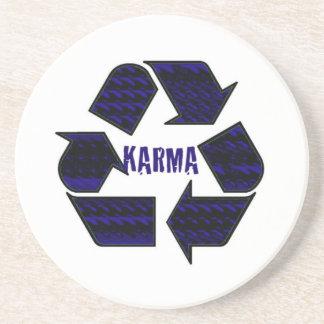 Karma..Because what goes around comes around Coaster