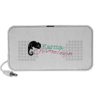 Karma Chameleon Travel Speaker