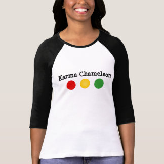 Karma Chameleon Tees