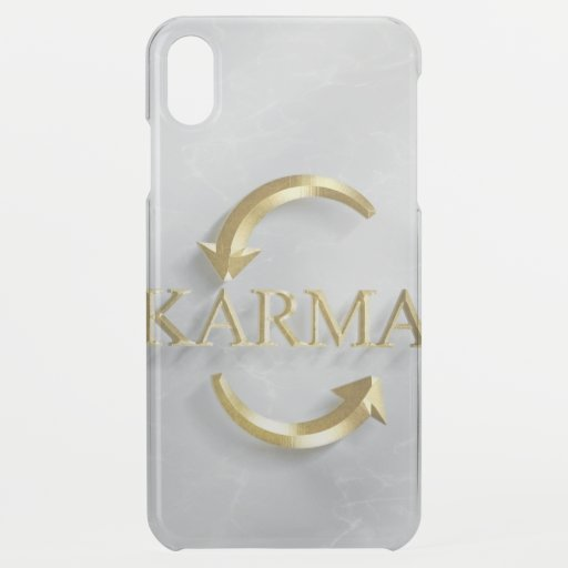 KARMA collection set-  iPhone XS Max Case