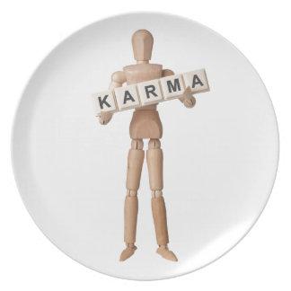 Karma Dinner Plate