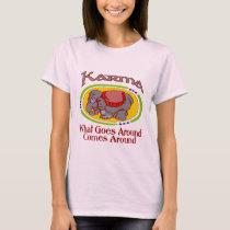 Karma Elephant T-Shirt