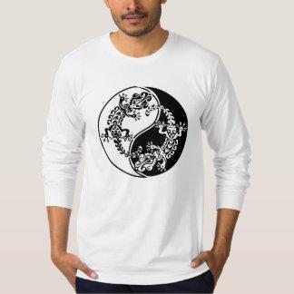 Karma geckos tee shirt