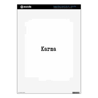 Karma iPad 3 Decals
