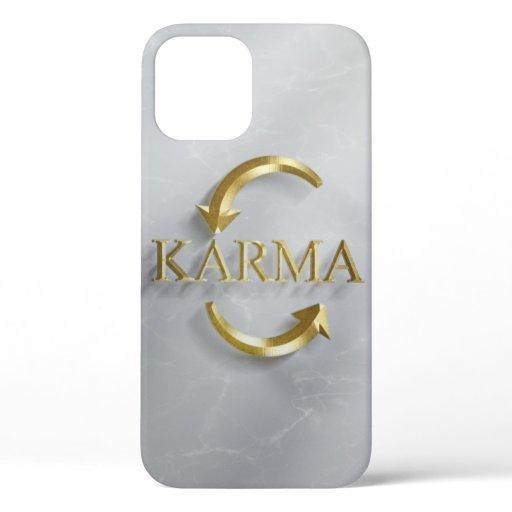 KARMA Iphone case