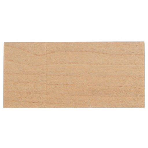 KARMA Iphone case Wood Flash Drive