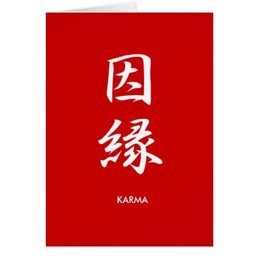 Karma - Kinnen Cards