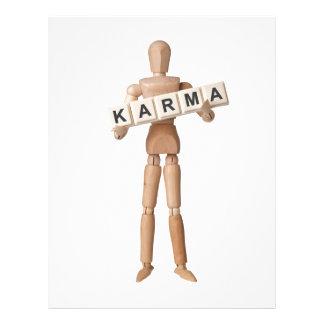 Karma Letterhead