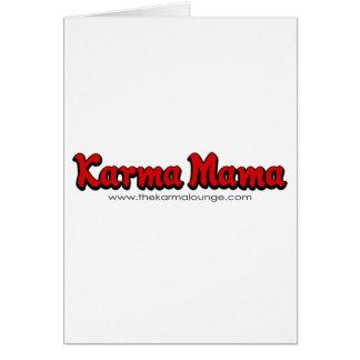 Karma Mama Card