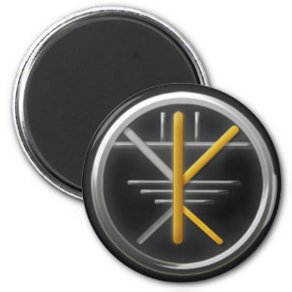 Karma Movement - Positive Karma is a Lifestyle! 2 Inch Round Magnet