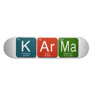Karma Periodic Elements Skateboard
