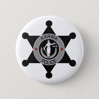 Karma Police Radiohead Pinback Button