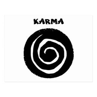 Karma Post Cards