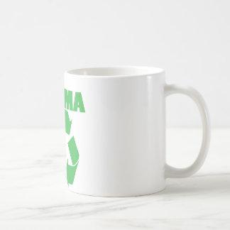 KARMA RECYCLE COFFEE MUG