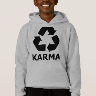 Karma Recycle Hoodie