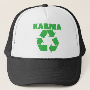 67a2079ab12 Karma Recycle Hats   Caps