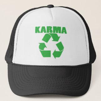 KARMA RECYCLE TRUCKER HAT