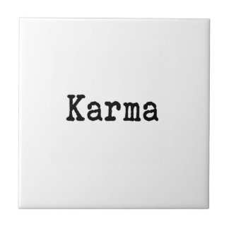 Karma Tile