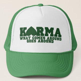 Karma Trucker Hat