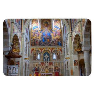 Karmelitenkirche Imán Rectangular