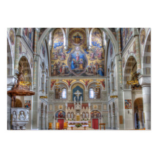 Karmelitenkirche Large Business Card