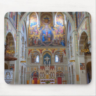 Karmelitenkirche Mouse Pad