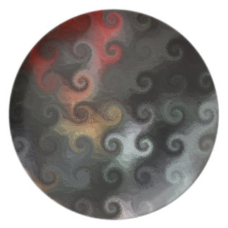 Karmic Repercussions Dinner Plate