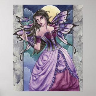 Karmina - Masquerade Fairy Poster