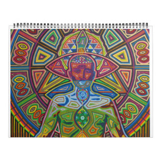 karmym yoga 2011 wall calendar