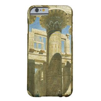 Karnak, c.1866 (w/c en el papel) funda barely there iPhone 6