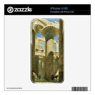 Karnak, c.1866 (w/c en el papel) iPhone 4 skin