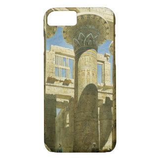 Karnak, c.1866 (w/c on paper) iPhone 8/7 case