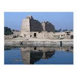 Karnak, upper Egypt Postcard