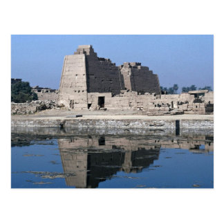 Karnak, upper Egypt Postcard