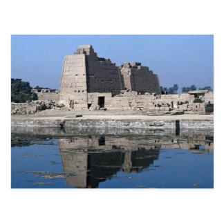 Karnak upper Egypt Postcards