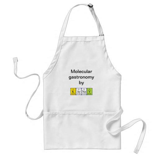 Karney periodic table name apron