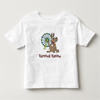 Karnival Kanine Toddler T-shirt