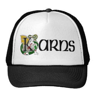 Karns Celtic Dragon Cap Trucker Hat