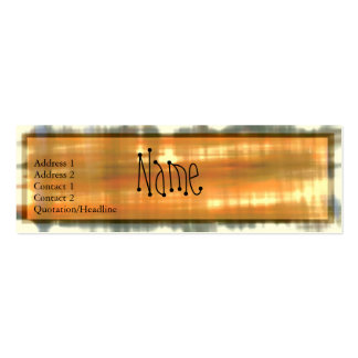 karo mini business card