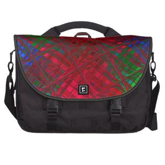 Karo multicolores bolsas de portátil