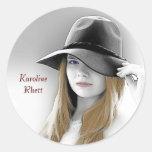Karoline Rhett Stickers
