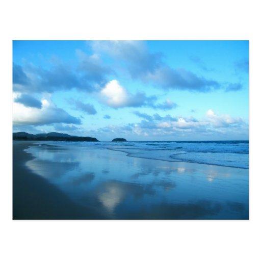 Karon Beach,Phuket Island Postcard